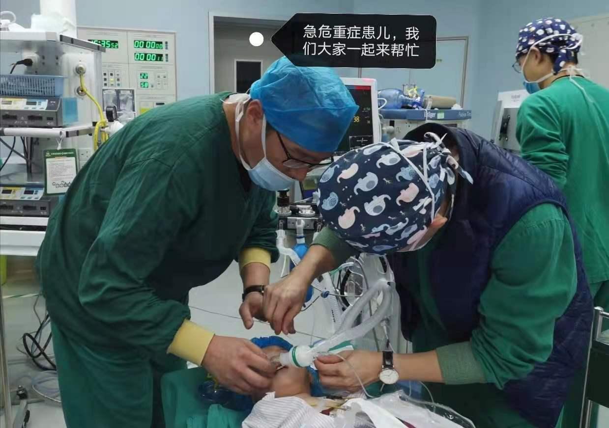 """暑假患儿手术高峰,手术麻醉科全体医护人员多措并举、护航每一个""""临时宝宝"""""""